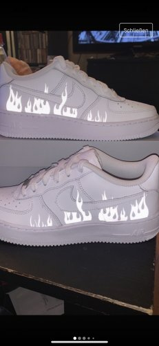 Reflective Nike Air Force 1