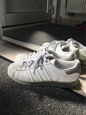 Reflektierende Adidas Superstars