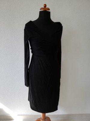 Reformation Dama Dress Schwarz Black