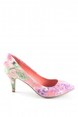 Refresh High Heels Allover-Druck Elegant