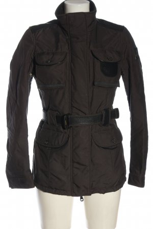 Refrigiwear Impermeabile marrone stile casual