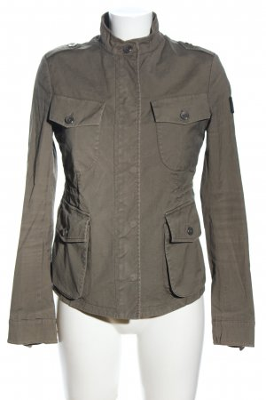 Refrigiwear Übergangsjacke khaki Casual-Look