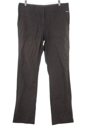 Regatta Pantalone cargo marrone-grigio stile atletico