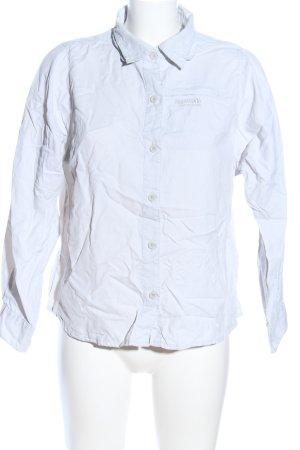 Regatta Camicia a maniche lunghe bianco stile casual