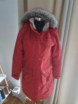 Regatta Winterjas oranje-rood