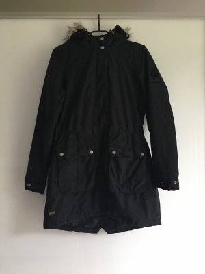 Regatta Hooded Coat black
