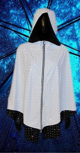 Unikat Capa blanco-negro Material sintético
