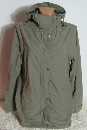 Raincoat khaki