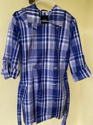 Vero Moda Płaszcz przeciwdeszczowy niebieski