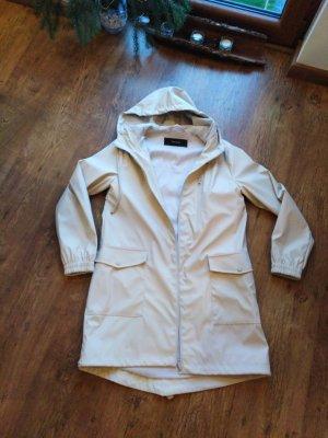 Regen Mantel Zara Gr. 36/38 beige