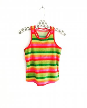 Vintage Muscle Shirt multicolored