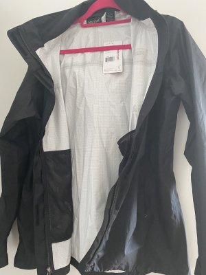 Marmot Raincoat black-white
