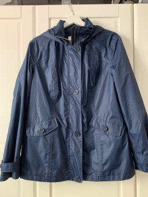 bpc bonprix collection Raincoat dark blue