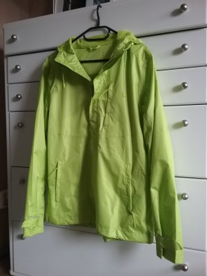 active by Tchibo Raincoat lime yellow