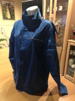 Crane Manteau de pluie bleu