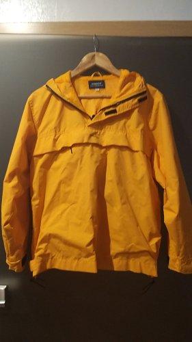 Rain Poncho light orange