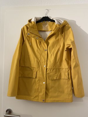 Only Raincoat yellow