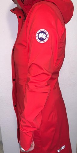 Canada Goose Imperméable rouge
