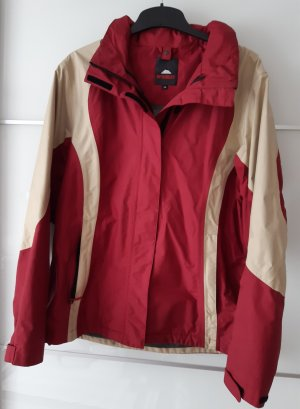 Mc Kinley Imperméable rouge fluo polyamide