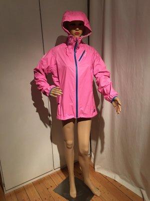 Regenjacke, pink, Größe 42
