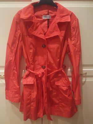 FRANCESCA by Sottini Raincoat bright red