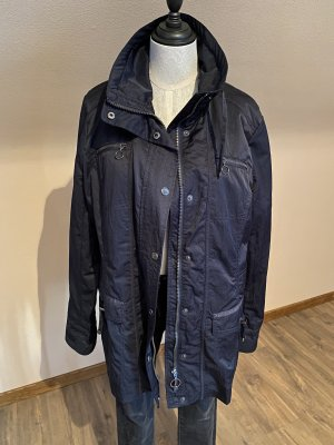 Raincoat dark blue
