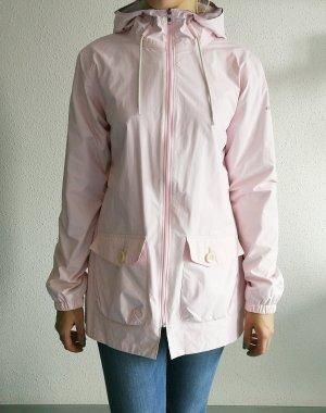 Columbia Regenjas lichtroze-roze