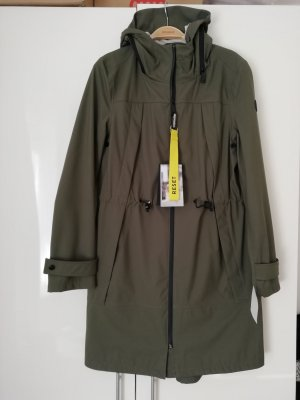Reset Going Places Parka vert olive