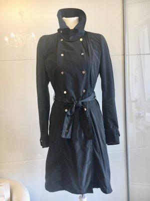 Płaszcz przeciwdeszczowy czarny
