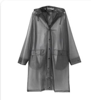 Becksöndergaard Manteau de pluie gris