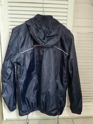 Seasons Heavy Raincoat dark blue