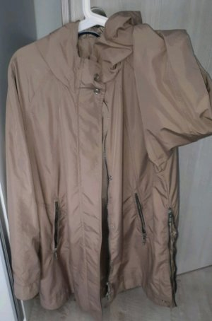 Taifun Heavy Raincoat grey brown-light brown