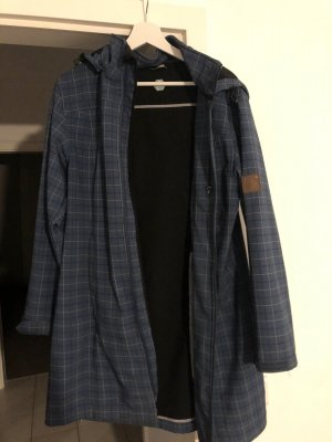 McKinley Manteau de pluie bleu-bleu foncé