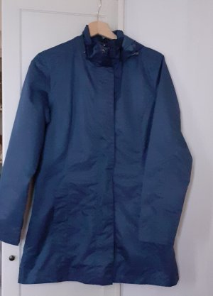 Crane Raincoat steel blue