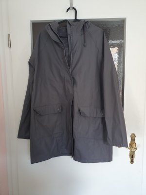 Heavy Raincoat grey
