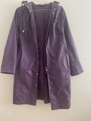 Ilse jacobsen Chubasquero pesado lila-violeta oscuro