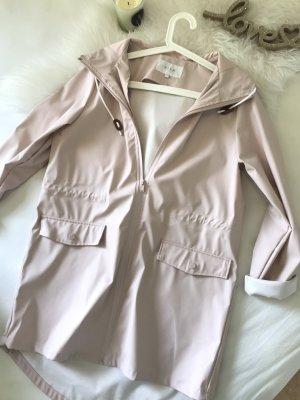 Vila Heavy Raincoat pink-light pink