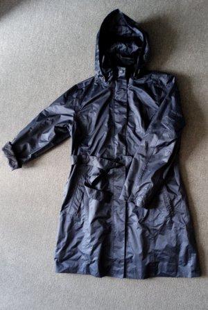 Blue Motion Manteau de pluie bleu foncé polyester