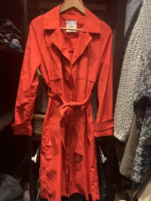 Mango Suit Impermeabile pesante rosso