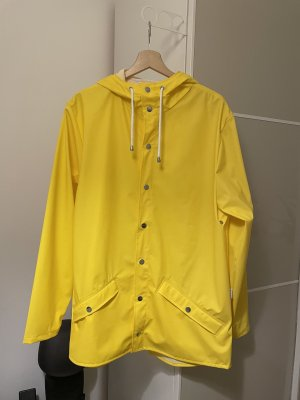 Rains Heavy Raincoat yellow