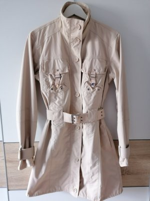 SOS Jensen Heavy Raincoat cream-beige