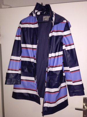 Asos Heavy Raincoat multicolored