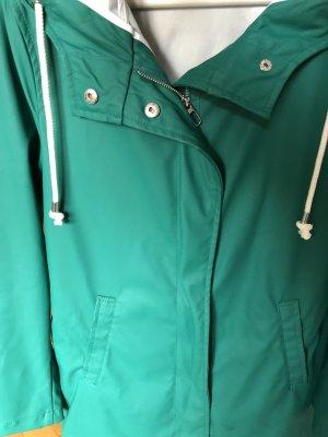 United Colors of Benetton Heavy Raincoat cadet blue