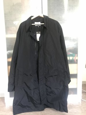 Weekday Heavy Raincoat black