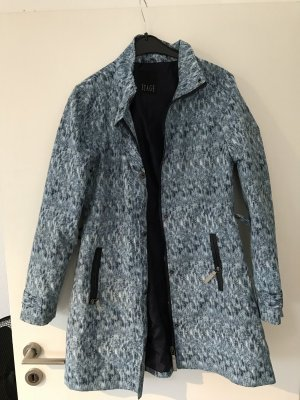 Etage Heavy Raincoat blue