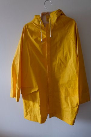 Heavy Raincoat yellow