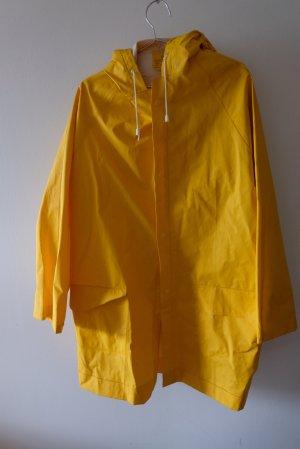 Manteau de pluie jaune