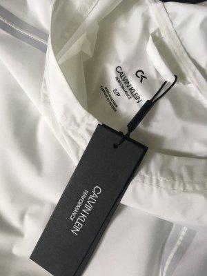 Calvin Klein Impermeabile pesante bianco-nero