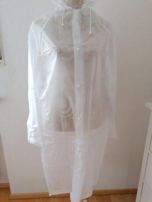 Rossmann Poncho de pluie blanc