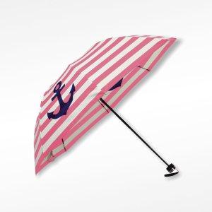 Opvouwbare paraplu veelkleurig